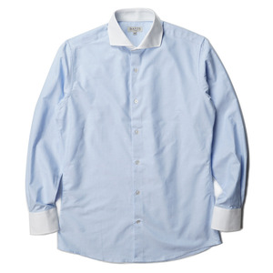 "BANTS Oxford Cutaway Collar - Cleric Shirt ""Skyblue"""
