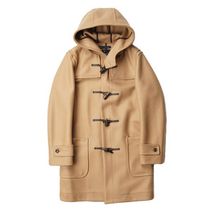 "Mens Duffle Coat ""Zn Camel"""