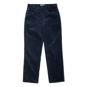 "Cord. Work Jeans ""Navy"""