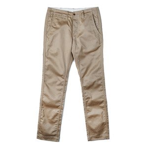 "BURGUS PLUS Lot 401 High Quality Modern Chino's ""Khaki"""