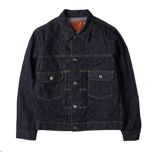 BURGUS PLUS 71949-XX 2nd Type 14 oz Trucker Jacket