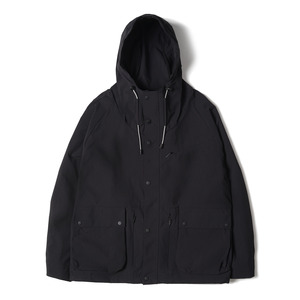"OPT17SSJK01 Hooded Exciting Parka ""Black"""