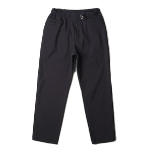 "OPT17SSPT01 Exciting Carrot-fit Trousers ""Black"""