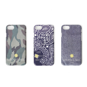 Smile I-Phone 6,7 Case 3 Color