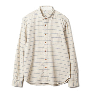 "BP17501 C/L Border Shirts ""Beige"""