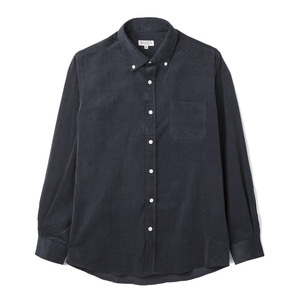 "BANTS TJA Corduroy B.D Shirt ""Navy"""