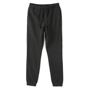 "OOPARTS Cotton-jersey track pants ""Black"""