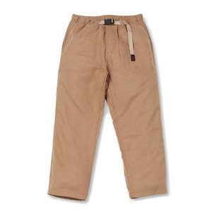 "GRAMICCI Wool Loose Tapered Pants ""Chino"""