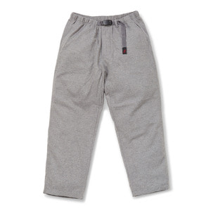 "GRAMICCI Wool Loose Tapered Pants ""Heather Grey"""