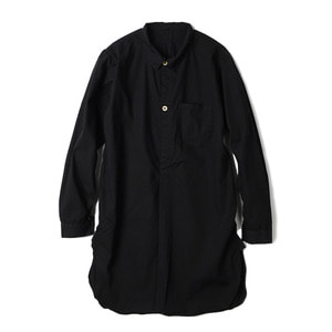 YMCL KY Sweden Type Grandpa Shirt 'Black'