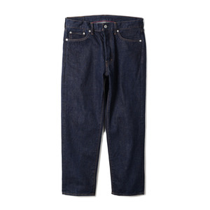 "ORDINARY FITS 5 Pocket Ankle Denim One Wash ""Indigo"""