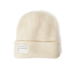 "YMCL KY USN Wool Watch Cap ""Natural"""