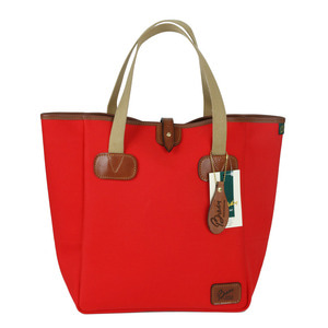 "BRADY BAGS Derwent Bag ""Red"""