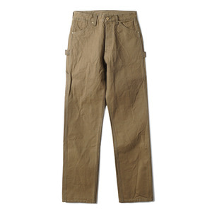 "BURGUS PLUS 570-DK Heavy Duck Painter Pants ""Khaki"""
