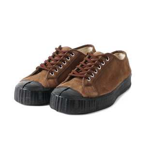 Army Low cut Brown Suade/Black