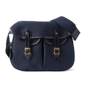"BRADY BAGS Small ARIEL TROUT Fishing Bag ""Navy / Navy"""