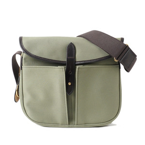 "BRADY BAGS STOUR Fishing Bag ""Light Olive"""