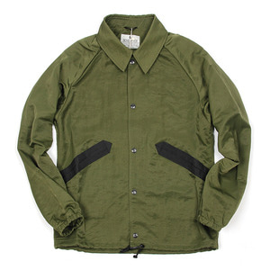"BEHEAVYER Coach Jacket ""Olive"""