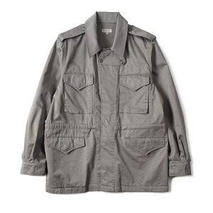 "BANTS GTB Cotton M43 Field Jacket ""Grey"""