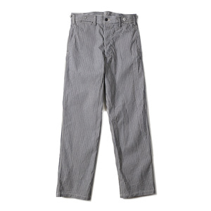 "BURGUS PLUS French Work Pants 550-15 ""Hickory Denim"""