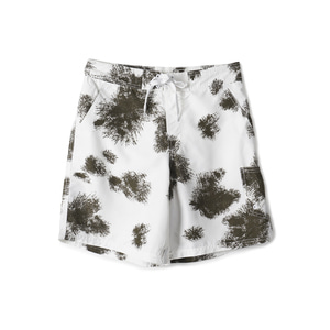 "YMCL KY Camouflage Swim Pants ""Snow"""