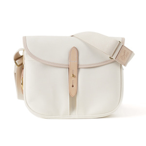 "BRADY BAGS STOUR Fishing Bag ""Off White/Natural"""