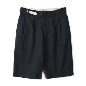 "BEHEAVYER Summer Half Pants ""Black"""