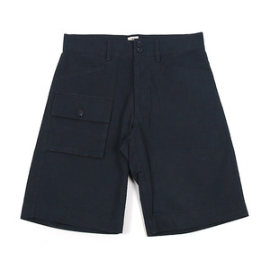 "BE HEAVYER Fatigue Pants ""Navy"""