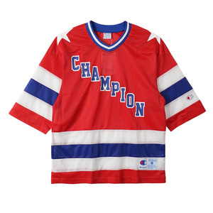 "CHAMPION Action Style Hockey Shirts C3-F413 ""Red (940)"""