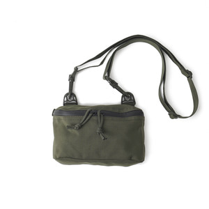 "YMCL KY GP0181 Shoulder Pouch ""Olive"""