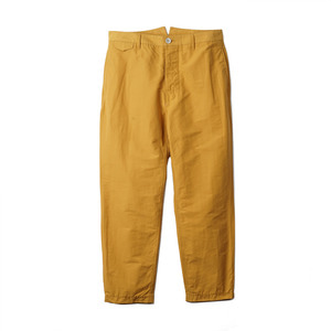 "OOPARTS OPT16SSPT04 Summer Pants ""Mustard"""