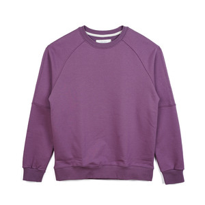 "SHIRTER Oversize Crew-Neck Sweat Shirt ""Purple"""