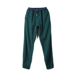 "BEHEAVYER BHR Notice Pants ""Dark Green"""