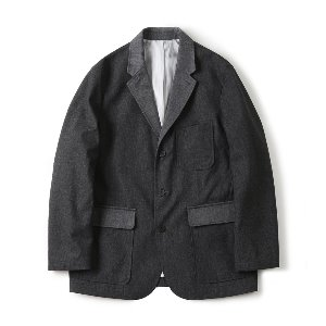 "SHIRTER C/P Dining Jacket ""Black"""