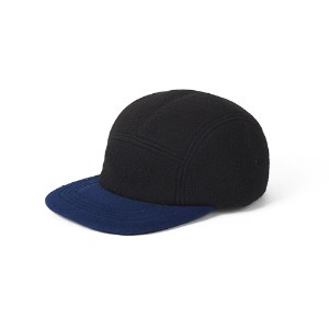 "BEHEAVYER BHR Fleece Camp Cap  ""Black"""