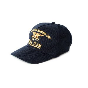 "YMCL KY Deadstock US Ship Cap ""Seal Team"""