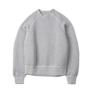 "OOPARTS High Neck Sweat ""Grey"""