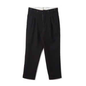 "OOPARTS Peasant Wool Pants ""Black"""