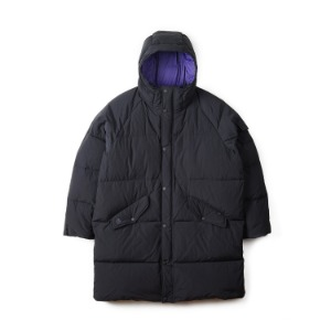 "BEHEAVYER Shield Parka ""Black"""