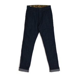 BURGUS PLUS 10.5oz Cone Mills Denim Hunting Pants BP14301-1