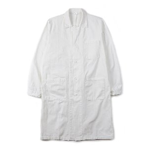 "YMCL KY Czech Type Work Coat ""White"""