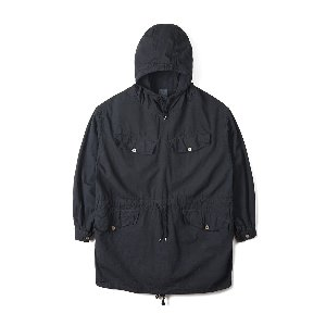 "YMCL KY French Mle50 Mountain Anorak ""Black"""