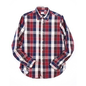 "Gooseberry Lay & Co. Bill Work Shirts ""Red"""