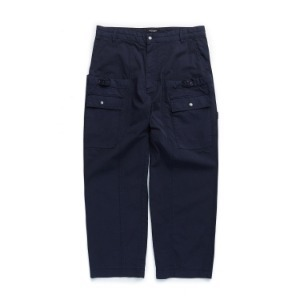 "EASTLOGUE Wagon Pants ""Dyed Navy"""