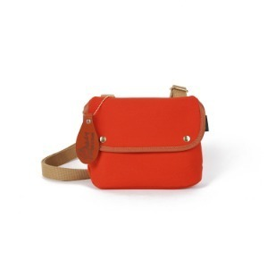 "BRADY BAGS AVON Mini ""Burnt Orange"""