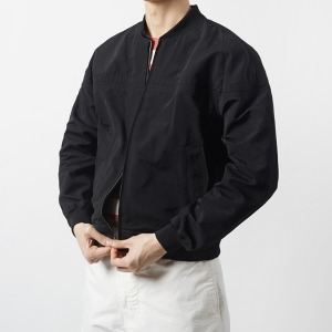 "OOPARTS OPT16SSJK01 Sports Blouson ""Black"""