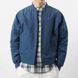 "OOPARTS OPT16SSJK01 Sports Blouson ""Blue"""