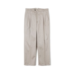 "BANTS FLB Stretch Twill Wide Chino Pants ""Beige"""