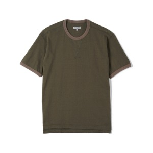 "BANTS FLB Cotton Round Neck T-shirt Half ""Olive"""