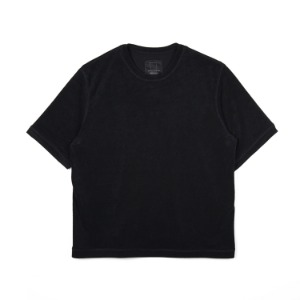 "OOPARTS Terry T-shirts ""Black"""